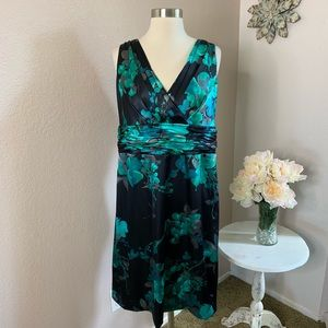 Evan Picone Dress Size 16 New With Tags